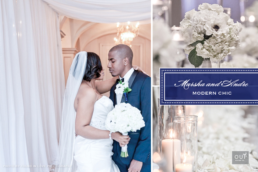 OuiDesignCo_Stationery&Wedding_ModernChic_Marsha&Andre