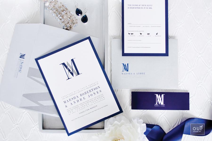 OuiDesignCo_Stationery&Wedding_ModernChic_Marsha&Andre2